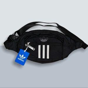 🆕 Adidas National 3-Stripe Waist Pack CM3824